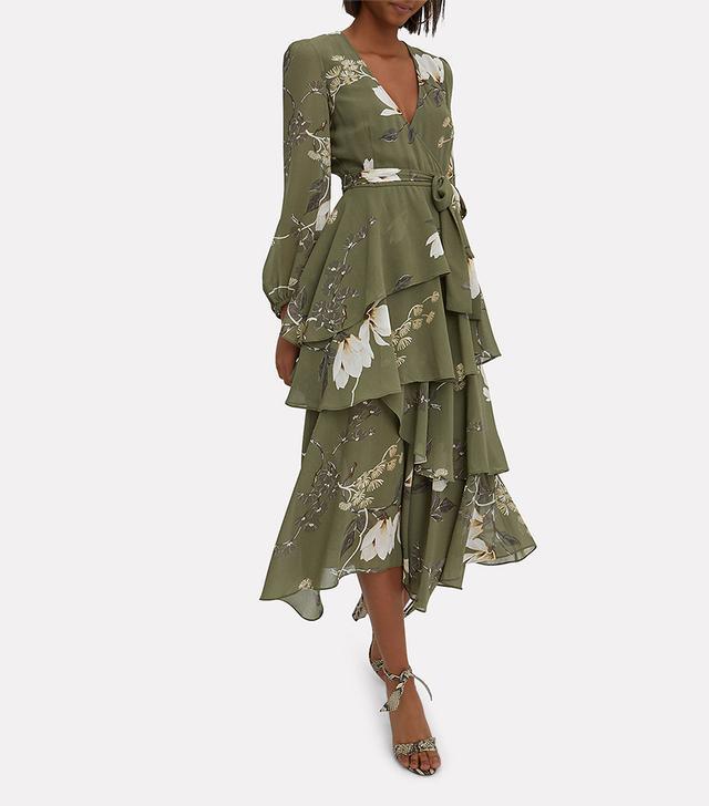 Shona Joy Harper Midi Dress