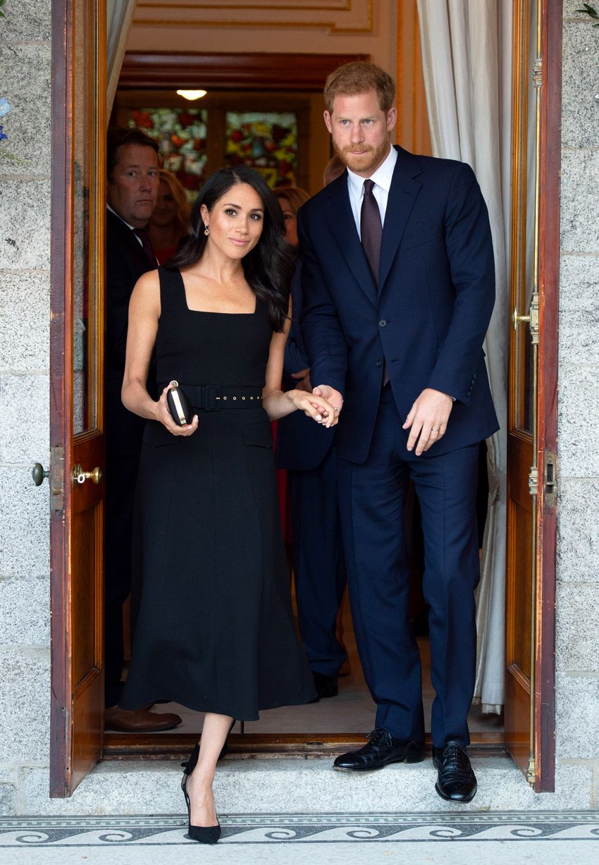 eight Photogenic Methods Meghan Markle Has Memorized 2