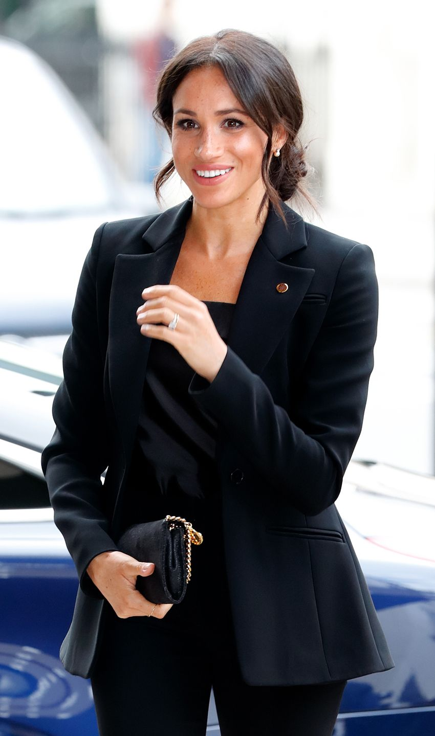 eight Photogenic Methods Meghan Markle Has Memorized 7