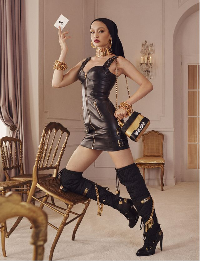 H&M x Moschino Gigi Hadid
