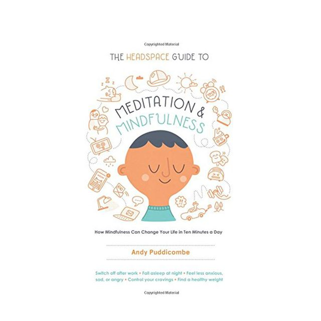 Andy Puddicombe The Headspace Guide to Meditation and Mindfulness: How Mindfulness Can Change Your Life in Ten Minutes a Day
