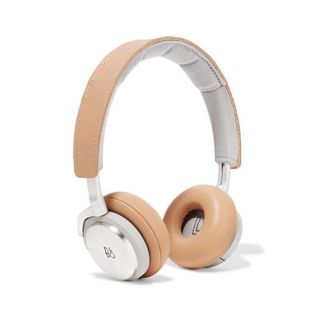 H8 Wireless Leather Headphones