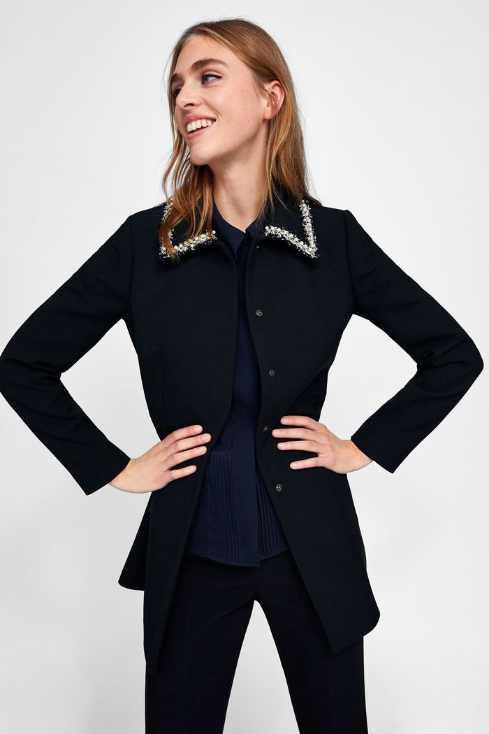 00b13936 The Best Zara Coats of 2018 | Who What Wear