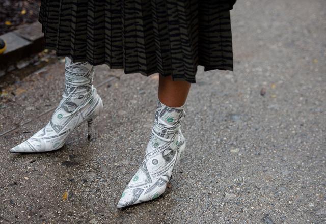 Balenciaga Money Boots
