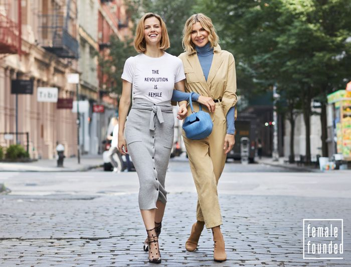 Brooklyn Decker and Whitney Casey Want to Help You Get Dressed in the Morning