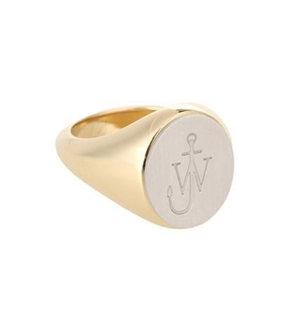 Logo Signet Ring