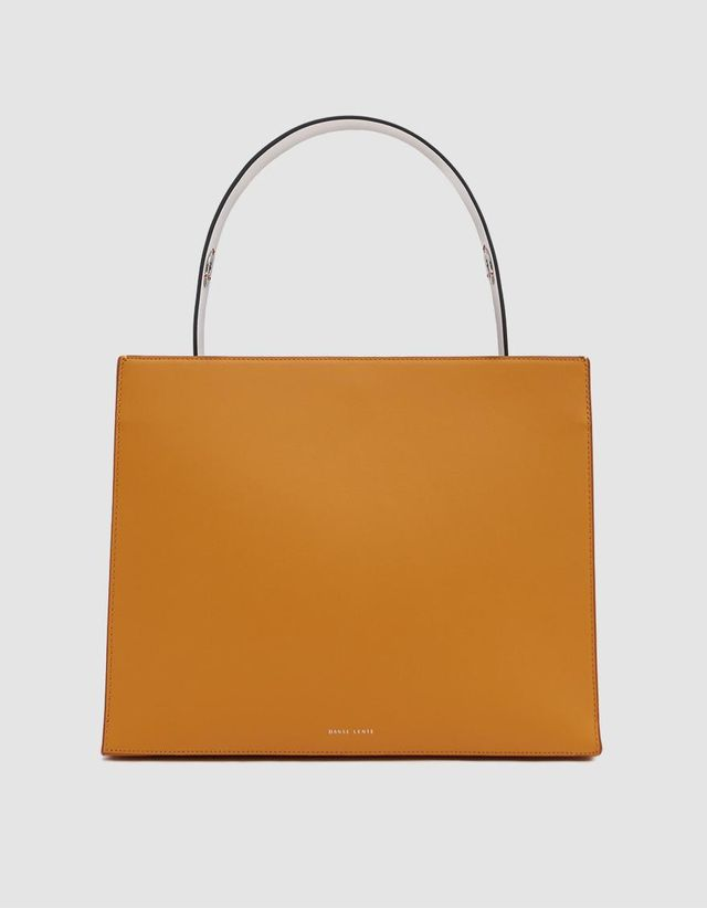 Young Tote Bag in Ocra