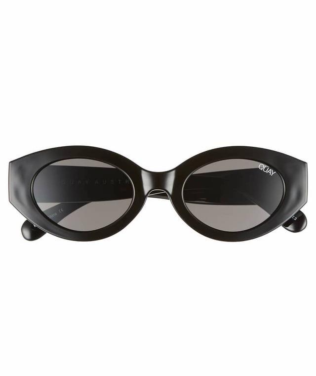 See Me Smile 50mm Cat Eye Sunglasses