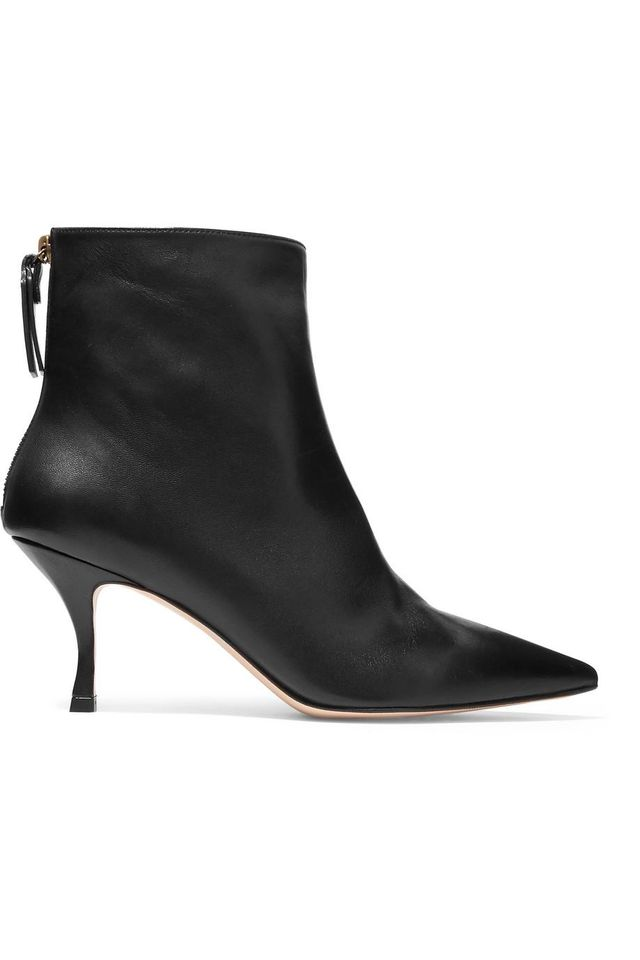 Juniper Leather Boots