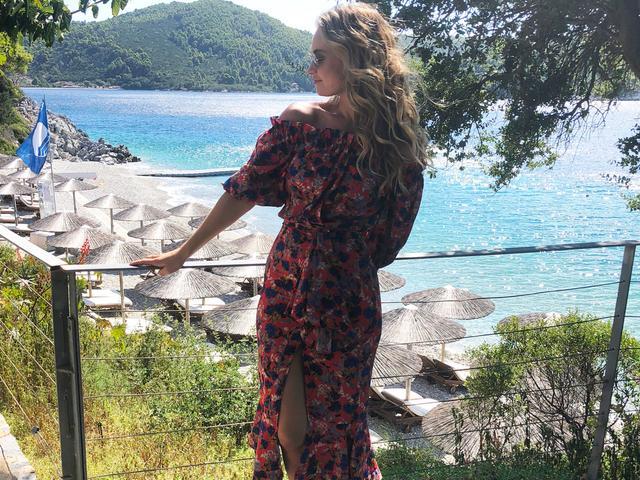Lily James Mamma Mia Interview