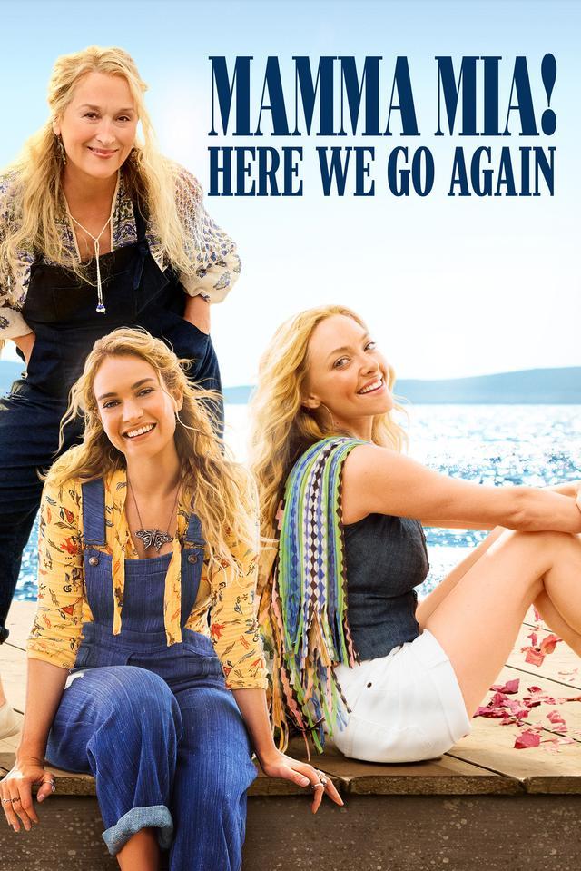Mamma Mia! Here We Go Again Prime Video