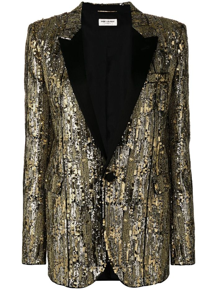 c1b8716bb379 The Best Sequin Jackets to Wear Over the Holidays