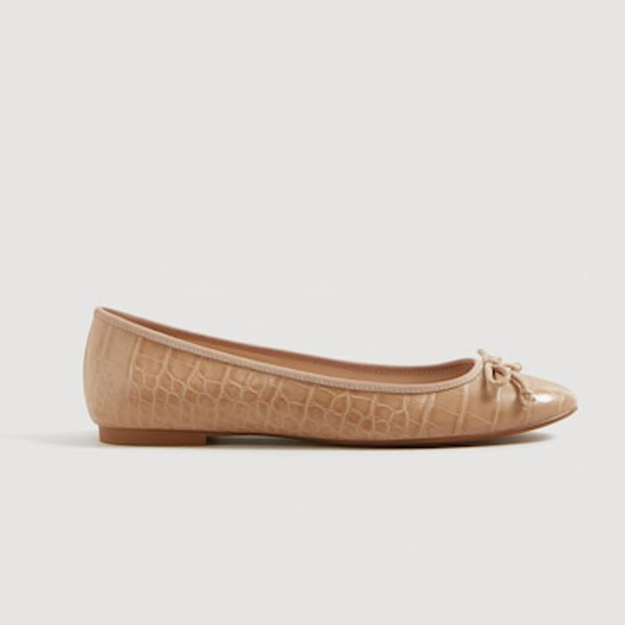28144f4f1199 12 of the Best Ballet Flats to Give Any Look French Polish