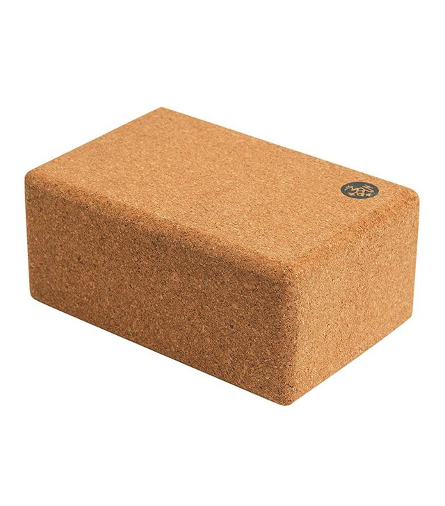 Manduka Cork Yoga Block