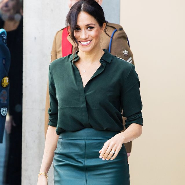 Here's What We Think Meghan Markle Has Packed for Her Australia Trip