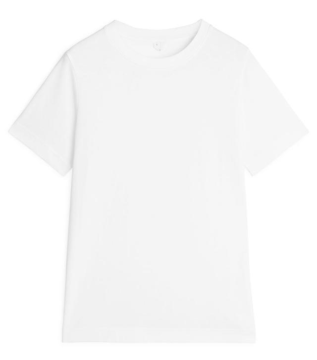 Arket Crew Neck T-Shirt