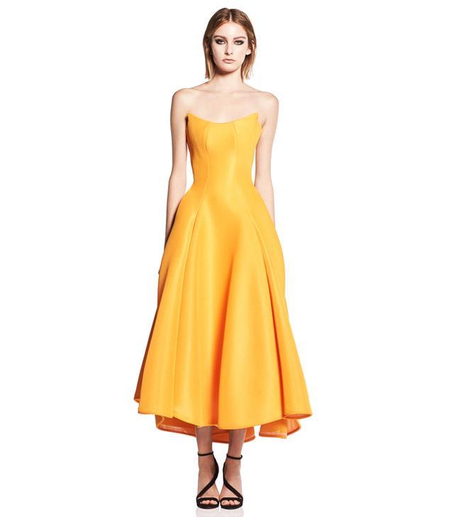 Toni Matcevski Ornament Gown