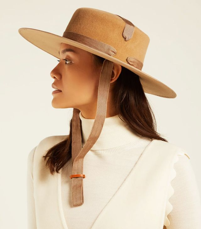 Lola Hats Winter Zorro Felt Hat