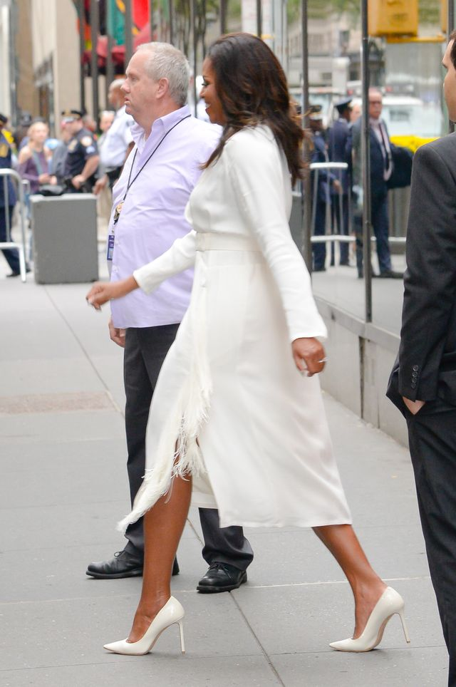 """<p><strong>On Michelle Obama:</strong> <span data-bind=""""brand"""">Rachel Comey</span> <a class=""""tapstate"""" href=""""http://shop.whowhatwear.com/splash/m8HDbD"""" target=""""_blank""""><span data-bind=""""name"""">Sunder..."""
