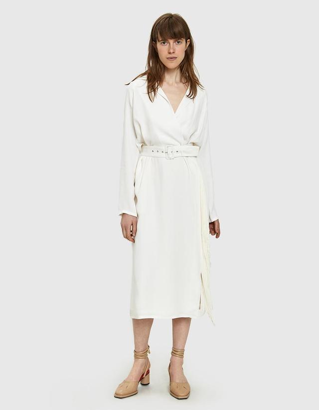 Sunder Stripe Viscose Dress