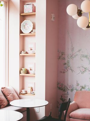 This Pretty-in-Pink Cake Shop Is Sweet Enough to Eat—Step Inside