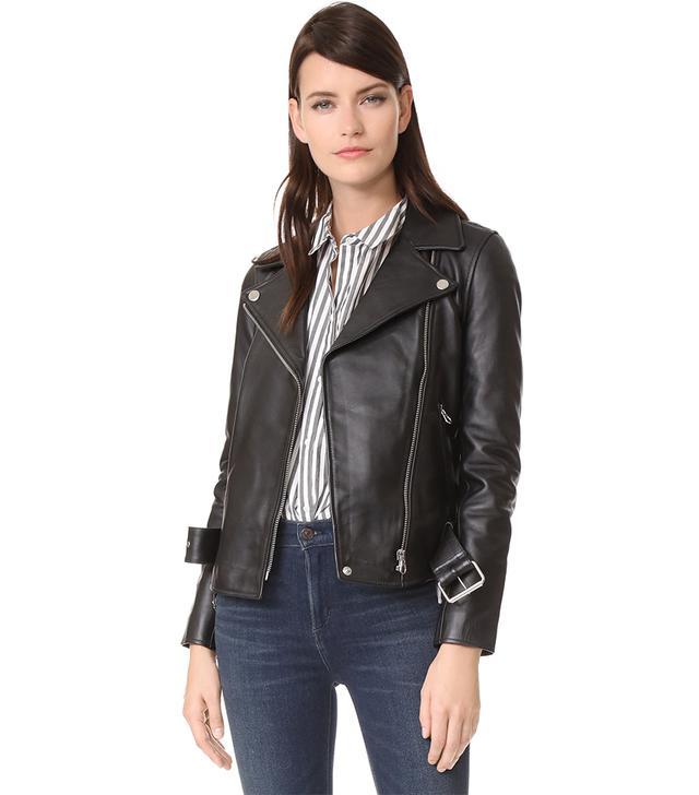 Ultimate Leather Moto Jacket