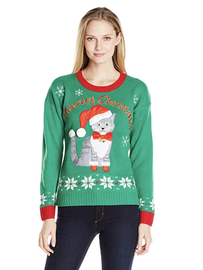 And Now, the Best Ugly Christmas Sweater Outfits of All Time   Who ...