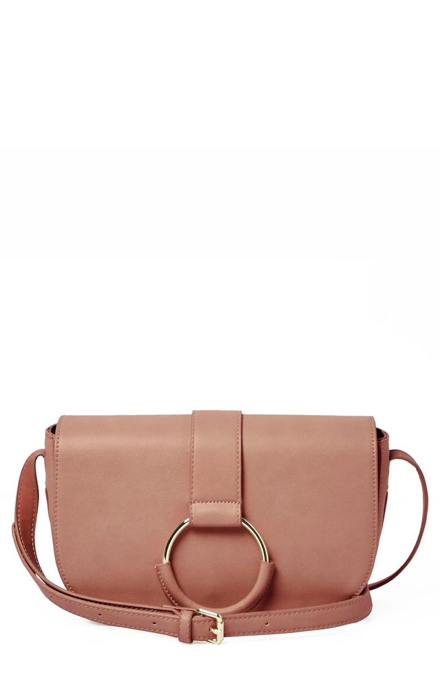 Lolita Vegan Leather Crossbody Bag