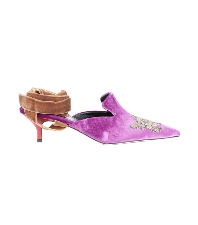 Gia Couture Vienna Mules