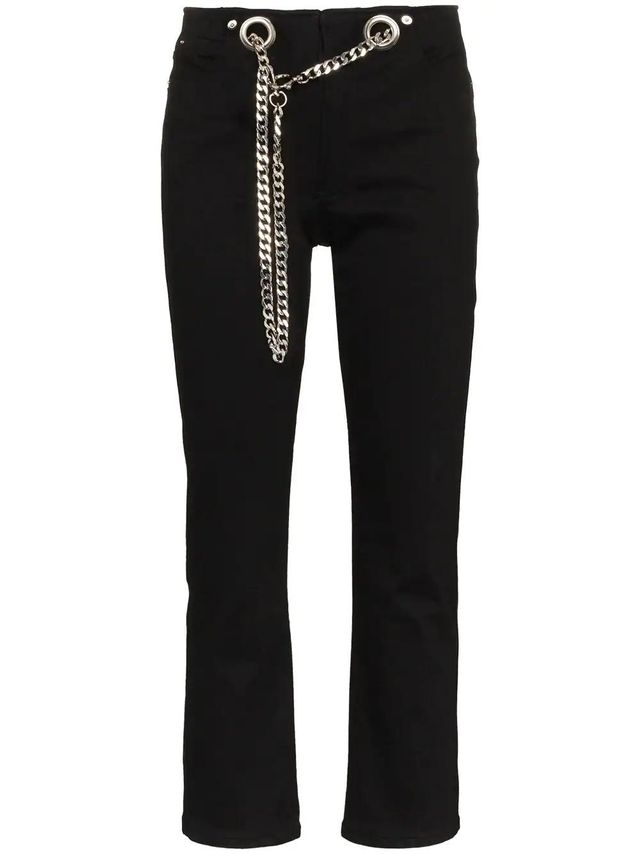 Tommy Belted Cotton Trousers