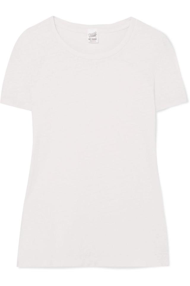 Hanes 1960s Cotton-jersey T-shirt