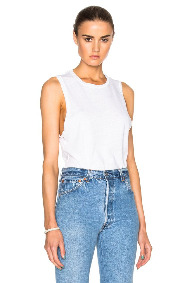 Re/Done Muscle Tee