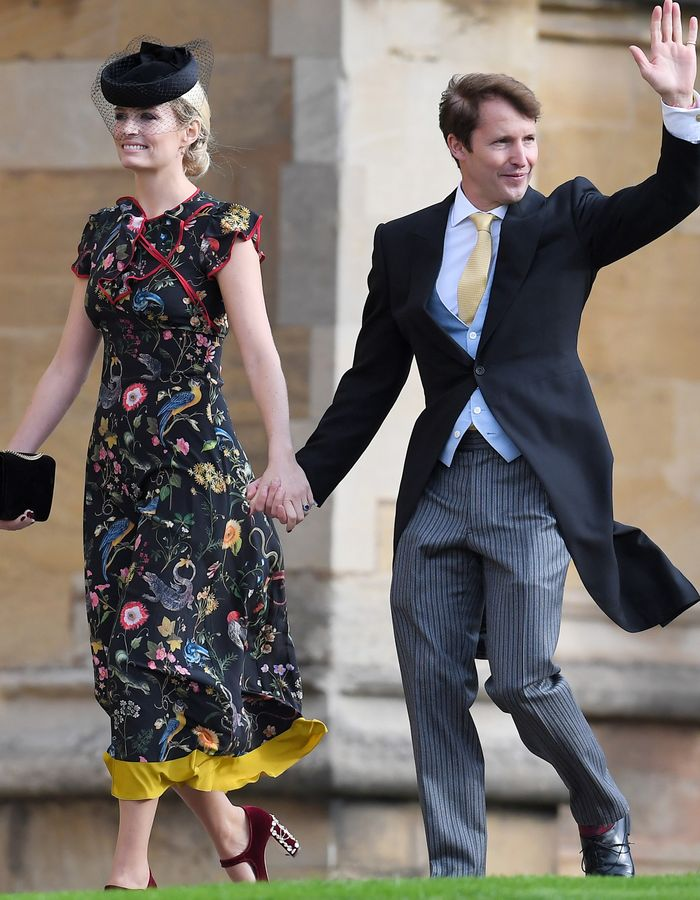 Princess Eugenies Royal Wedding Guest Outfits Who What Wear Uk