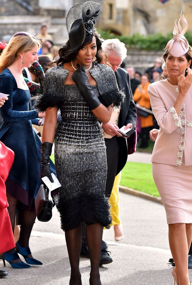 princess eugenie royal wedding guests outfits: