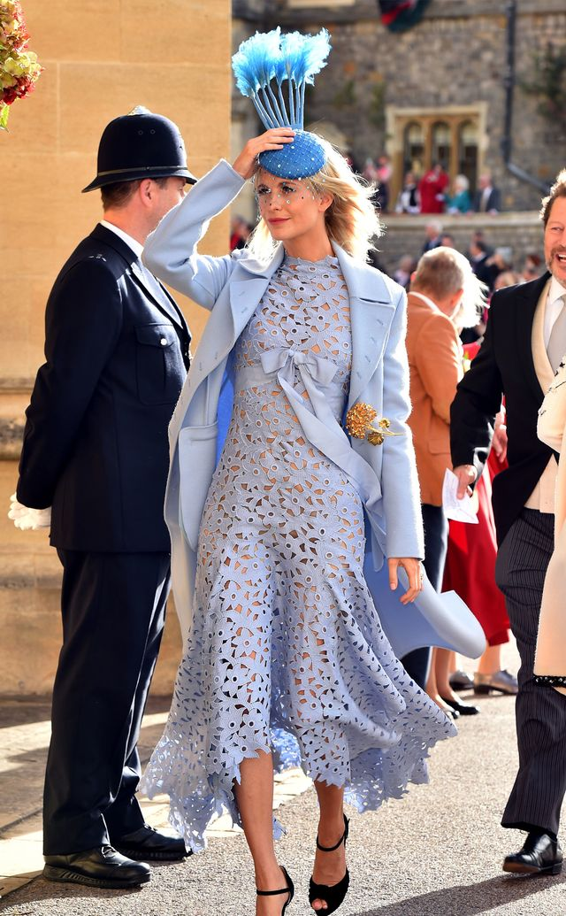 <p><strong>WHO:</strong> Poppy Delevingne</p>