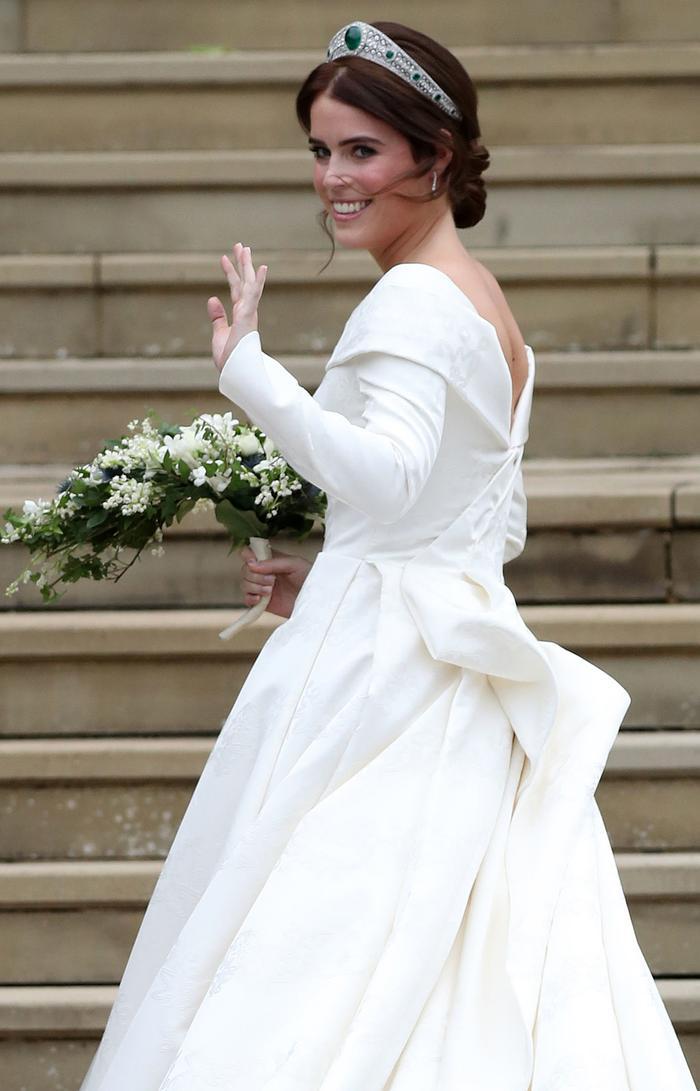 Flipboard Weddings Whowhatwear Com Princess Eugenie S