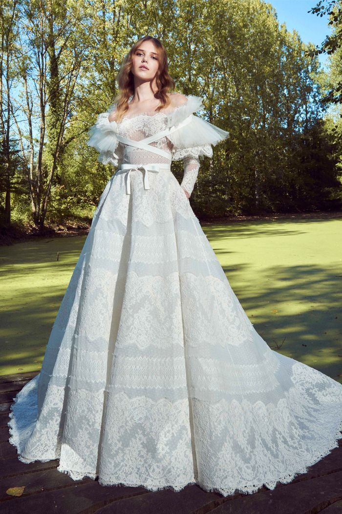 a93766bde5 The Best New Wedding Dress Styles to Try