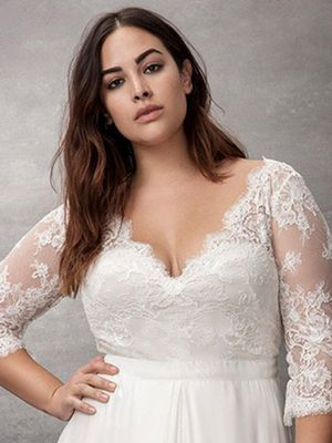 Finally! The Chic, Size-Inclusive Brand Brides Have Been Waiting For