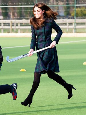 No One Except the Royals Would Wear These Outfits to Play Sports