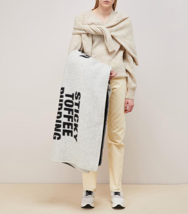 Celine Blanket in Wool