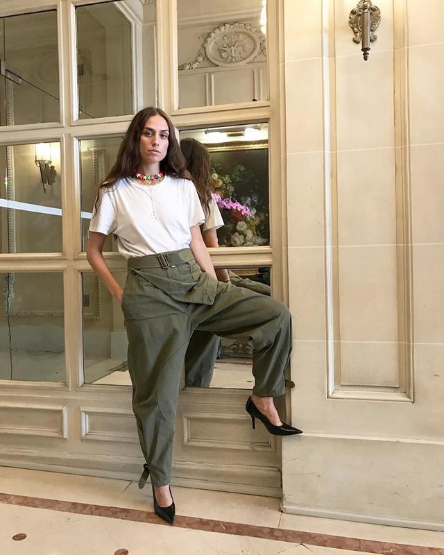 blogger fashion shopping