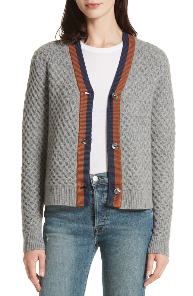 The Dylan Cashmere Cardigan