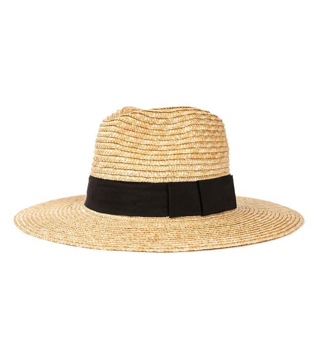 'Joanna' Straw Hat Holiday Party Ideas