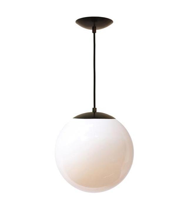 """Cedar & Moss Alto Cord 12"""" Pendant Light"""