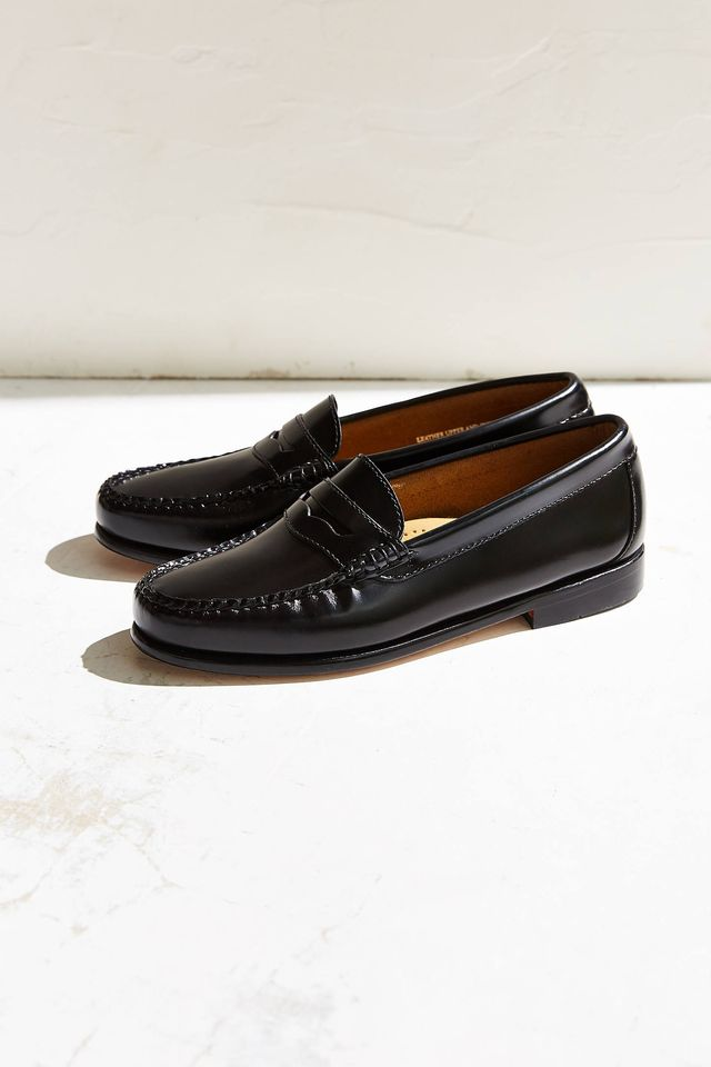 Bass Weejun Whitney Leather Loafers