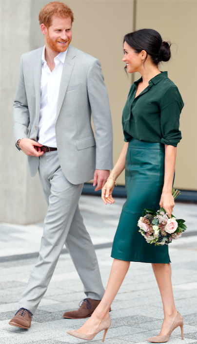 Meghan Markle Maternity Outfits