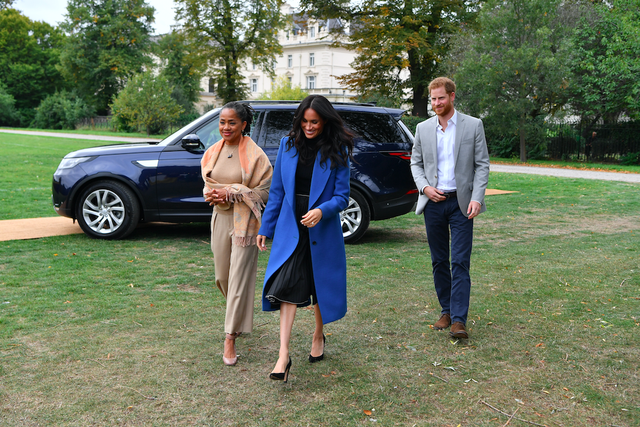 When Is Meghan Markle's Baby Due