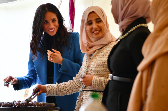 Meghan Markle's Best Maternity Outfits