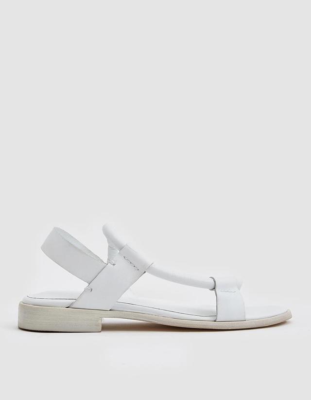 Sini Slingback Sandal in White
