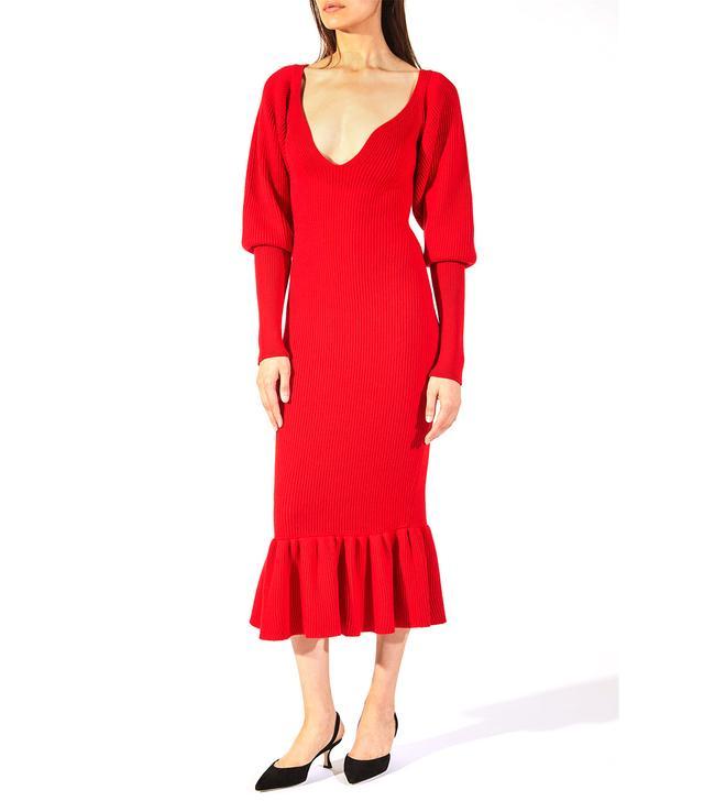 Khaite Ina Dress